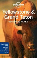 Travel Guide: Yellowstone and Grand Teton National Parks 4 by Bradley Mayhew (2…