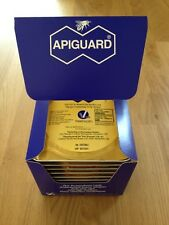 APIGUARD - Varroa Control - 10 Pack - expiry May 2021 - Beekeeping Supplies UK