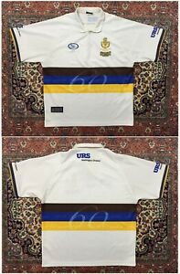 2008 Whitehaven RLFC Home ISC 60th Anni Rugby Jersey Shirt Mens Size XL