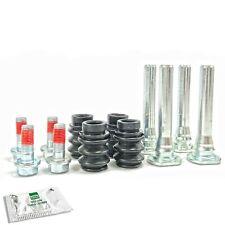 2X FRONT BRAKE CALIPER GUIDE KITS SLIDER PINS FITS: HONDA LOGO 99-02 BCF1363MX2