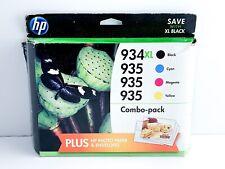 HP 934XL 935 Ink Cartridge Combo Pack F6U04FN. Option 140  for HP Officejet Pro.