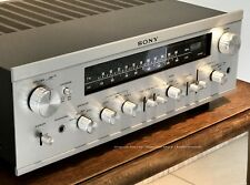 Sony STR 6055 Solid State, Stereo Receiver, seltener Vintage Receiver aus 1971