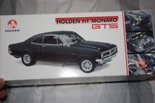 Holden HT Monaro GTS, Custom 1:18, Metallic Black, Classics18458, 396/720, Rare.