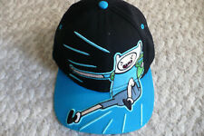 Adventure Time with Jake and Finn  Adjustable Snapback Hat Baseball Cap VG youth