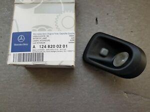Genuine Mercedes W124 interior reading light A1248200201 RH