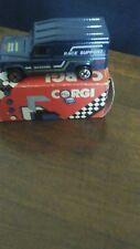 Corgi Die-cast Model Car: Land Rover, Blue, Race Support, Duckhams; Boxed