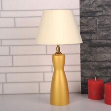 Tischleuchte Keramik Gold Botttiglia 2331 creme