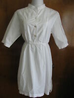 Marc By Marc Jacobs women's white cotton dress size Large NWT