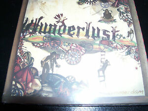 Wunderlust Swammerdam CD - NEW