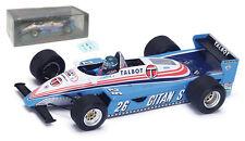 SPARK s4264 LIGIER js19 #26 3rd AUSTRIA GP 1982-JACQUES LAFFITE SCALA 1/43