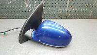 VW GOLF MK5 2003-09 N/S/F LEFT FRONT ELECTRIC HEATED WING MIRROR 1K0857933 #G3G
