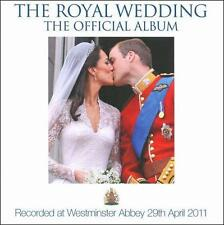 The Royal Wedding: The Official Album by Choir of Westminster Abbey (CD, May-20