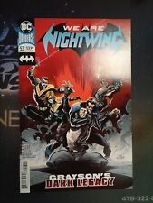 We are Nightwing #53 Dc Universe VF/NM 9.0 (CB4031)