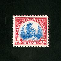 US Stamps # 573 Sup Jumbo gem OG NH