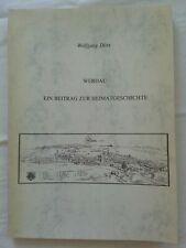 Werdau - ein Beitrag zur Heimatgeschichte, archäologische Fachliteratur 1995
