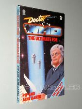 Doctor Who - The Ultimate Foe (Target books)