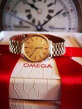 Stunning Omega DeVille 9ct Gold Calibre 625 London