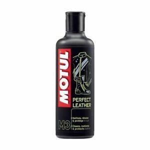 Detergente Nutriente per Pelle Motul MC Care M3 Perfect Leather - 250 ml