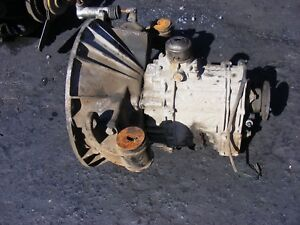 ZF S5 -24-3 GEARBOX FROM A DODGE 50