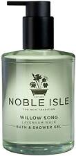 Noble Isle Willow Song Shower Gel & a FREE 30ml Molton Brown – NEW