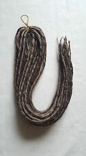Elysee Star - #18 Dark Golden Brown Synthetic Dreadlocks (double Ended) 100g