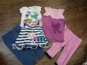 (Lot of 6) Girls 18 Month Clothes