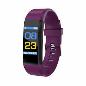 Smart Watch Fitness Tracker Fitbit Bluetooth Sport Men Women Android iPhone