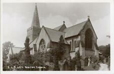More details for real photo postcard of maltby church, (near sheffield), west yorkshire, scrivens