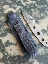Mission MPU RARE HIGHLY POLISHED SOLID TITANIUM! 7 inch fixed blade knife USA