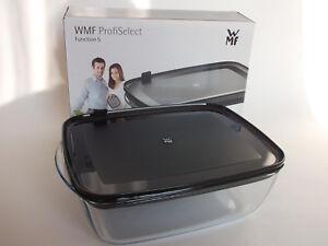 WMF Profi Select Aufbewahrungsschale Auflaufform Frischhaltebox 23 x 15 cm