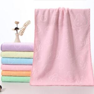 Home Soft Cotton Solid Color towels Bath Sheet Bath Towel Hand Towel Face Towel