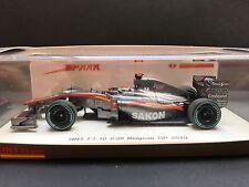 Spark - Sakon Yamamoto - HRT - F1-10 - 2010 - Belgian GP