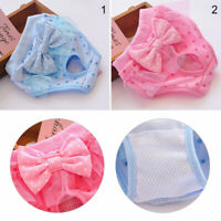 Female Pet Dog Physiological Shorts Sanitary Nappy Puppy Underwear Diaper Pant
