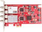 TBS-6905, DVB-S2/-S Quad-Tuner, PCIe Satelliten-TV-Karte