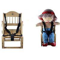 5 Point Harness Stroller High Chair Pram Buggy Safe Belt Strap Baby Children