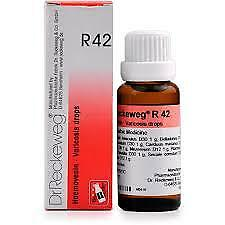 Dr. Reckeweg R42 Varicose Veins  50ml Homeopathic Remedies