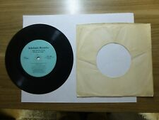 """Old 7"""" 33 RPM Children's Record - Scholastic CC 0614 - Too Much Noise"""