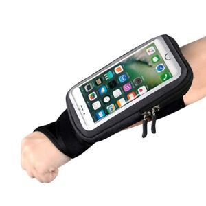 Universal Sport Arm Band Case Mobile Phone Holder Bag Exercise Running Arm Bag*v