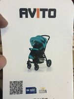 ABC DESIGN AVITO PUSHCHAIR RIO NEW OTHERS aae