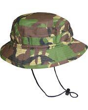 KOMBAT BRITISH ARMY FORCES SHORT BRIM BOONIE BUSH HAT DPM CAMO KIDS