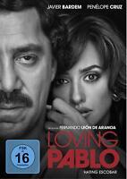 LOVING PABLO - PENELOPE CRUZ/JAVIER BARDEM/+   DVD NEU