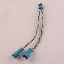 3 polig Y Kabel Stecker für BMW AC Radio Y Adapter Harness Cable Universal Neu