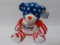 MAGA Make America Great Again Donald Trump 2020 Keep America Great Teddy Bear