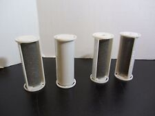 3 PETITE  RICHARD CARUSO REPLACEMENT ROLLERS CURLERS PARTS NEW