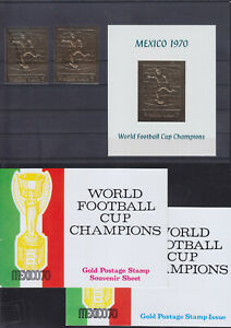 086741 Fussball WM `70 Soccer Arabia Ras Al Khaima ** MNH Stamps Briefmarken