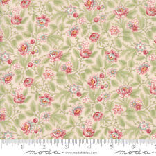 MODA Fabric ~ POETRY ~ by 3 Sister's (44134 15) Blush - by the 1/2 yd