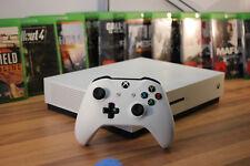 EJS Microsoft Xbox One S 500GB Spielekonsole geprüft vom Händler inkl 3 Spiele