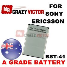 New Battery BST-41 BST41  For Sony Ericsson XPERIA X1 X10 X1i X10i **AU SELLER**
