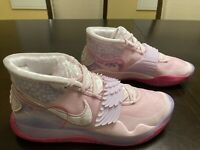 New Nike KD 12 Aunt Pearl Basketball Sneaker Shoes Size US 10.5