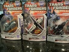 TRANSFORMERS UNIVERSE LOT OF 3 TANKOR GALVATRON CYCLONUS